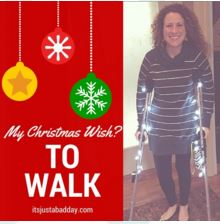 Julie Walks